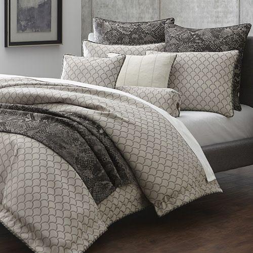 Paragon - 9 pc. Queen Comforter Set - Taupe