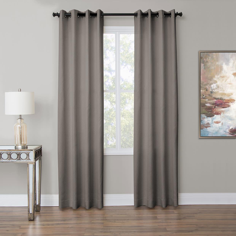 Aria 50x96 Window Panel - Fog