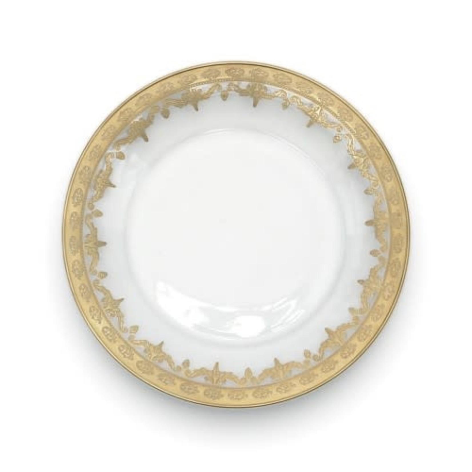 Gold Salad/Dessert Plate