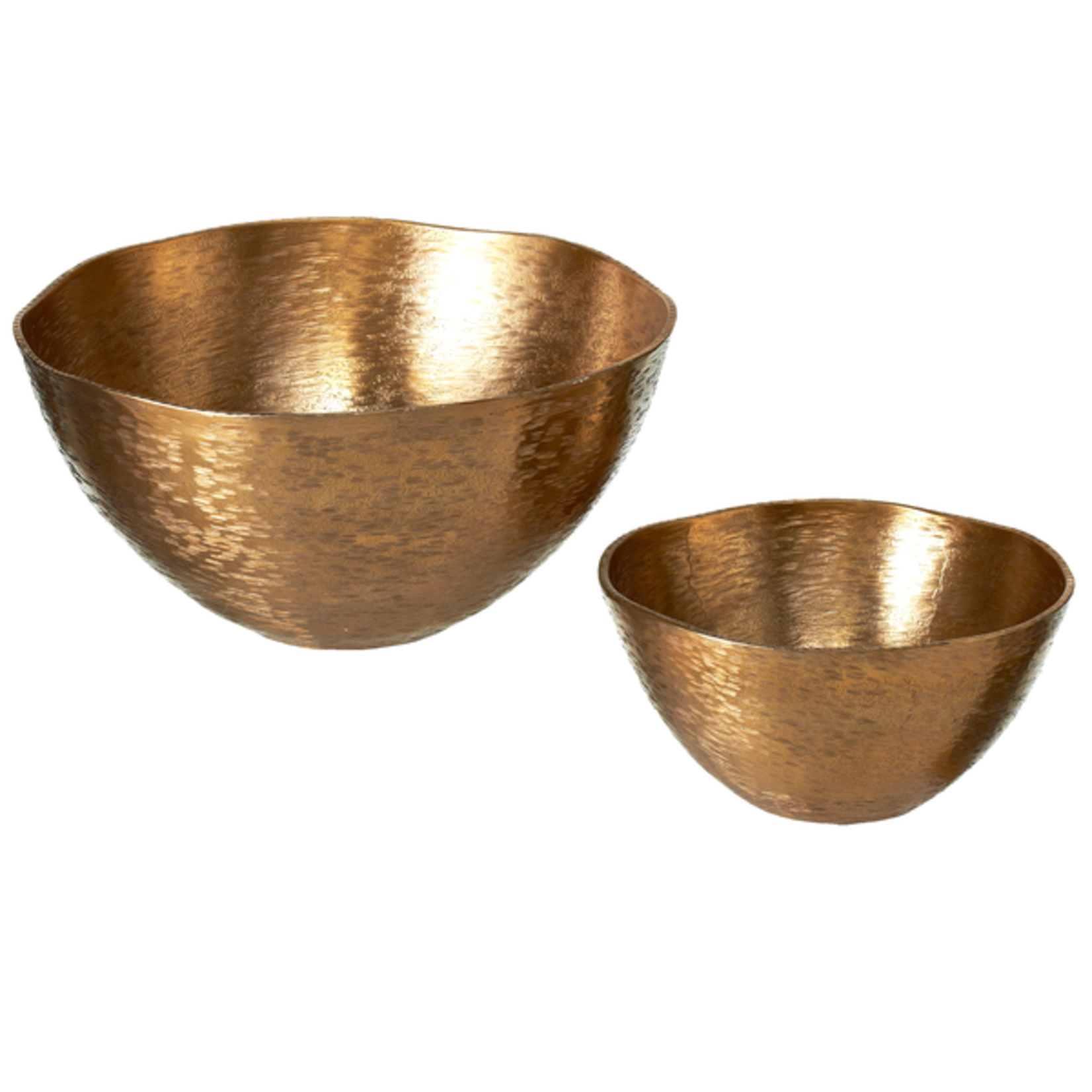 Gold Etched Bowl