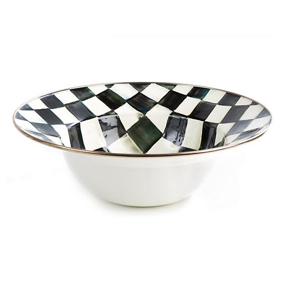 MacKenzie Childs Courtly Check Bowls