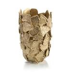 John Richard Texture and Shape Brass Vase