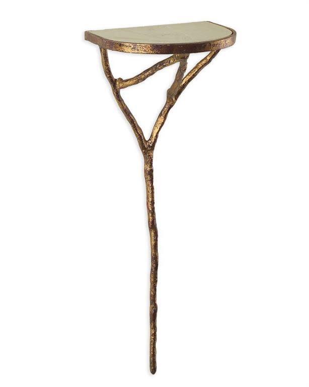 John Richard Giacometti-Style Sconce
