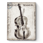 Sid Dickens Cello - RETIRED