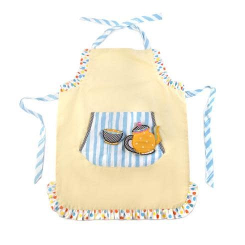 MacKenzie Childs Tea Party Apron