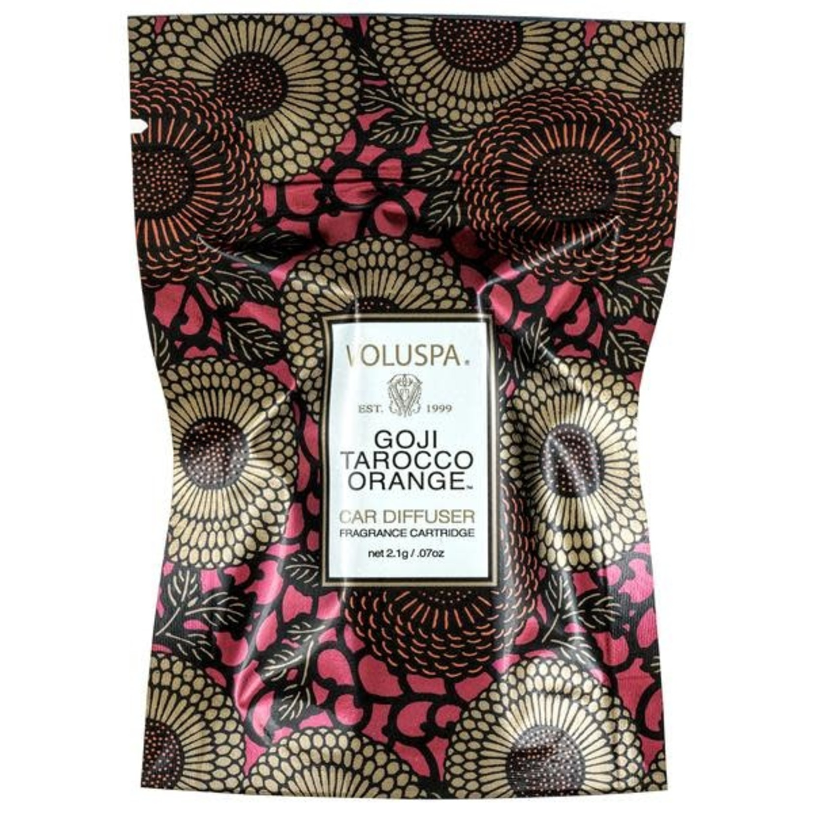 Voluspa Goji Fragrance Cartridge Refill pouch