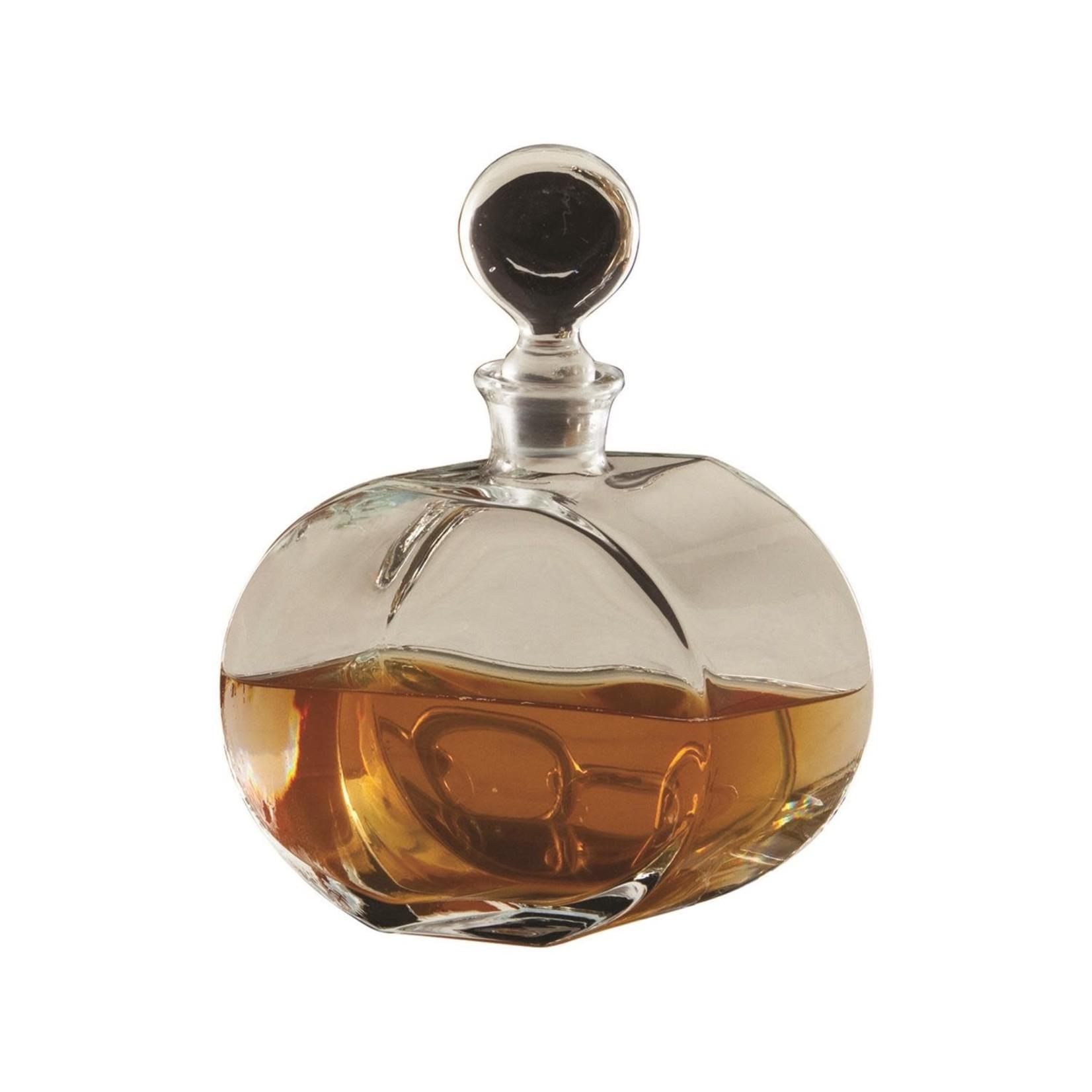 Round Glass Decanter