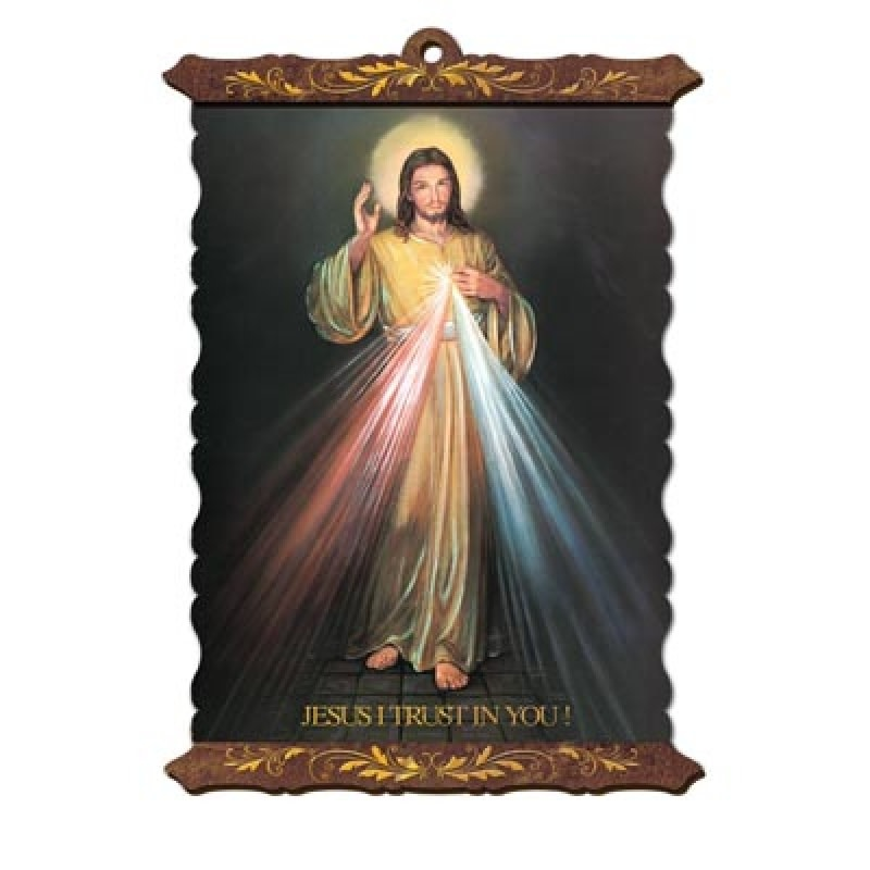 Scroll Divine Mercy