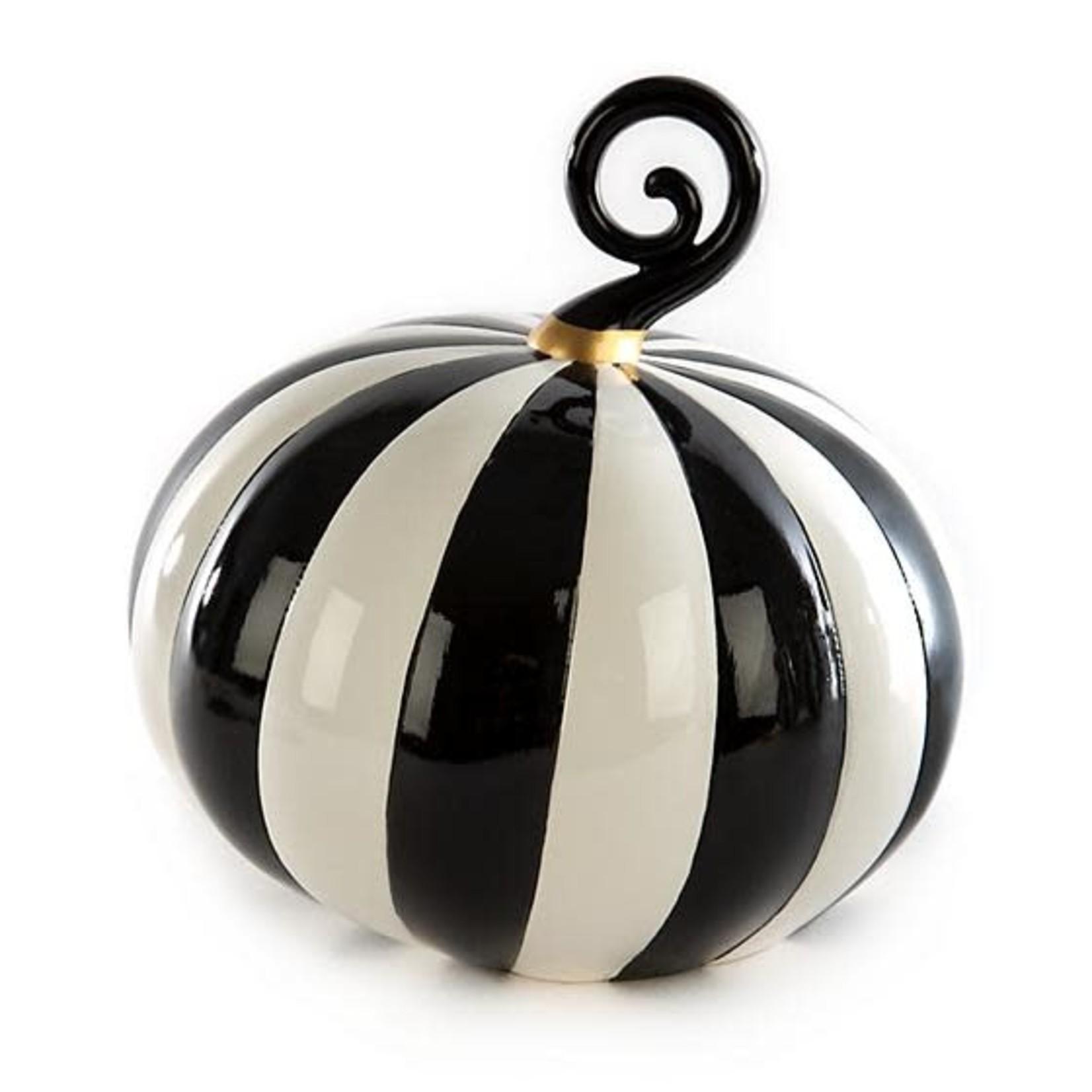MacKenzie Childs Mod Pumpkin - Small
