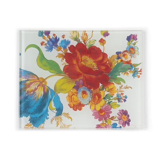 MacKenzie Childs Flower Market Cutting Board - Small