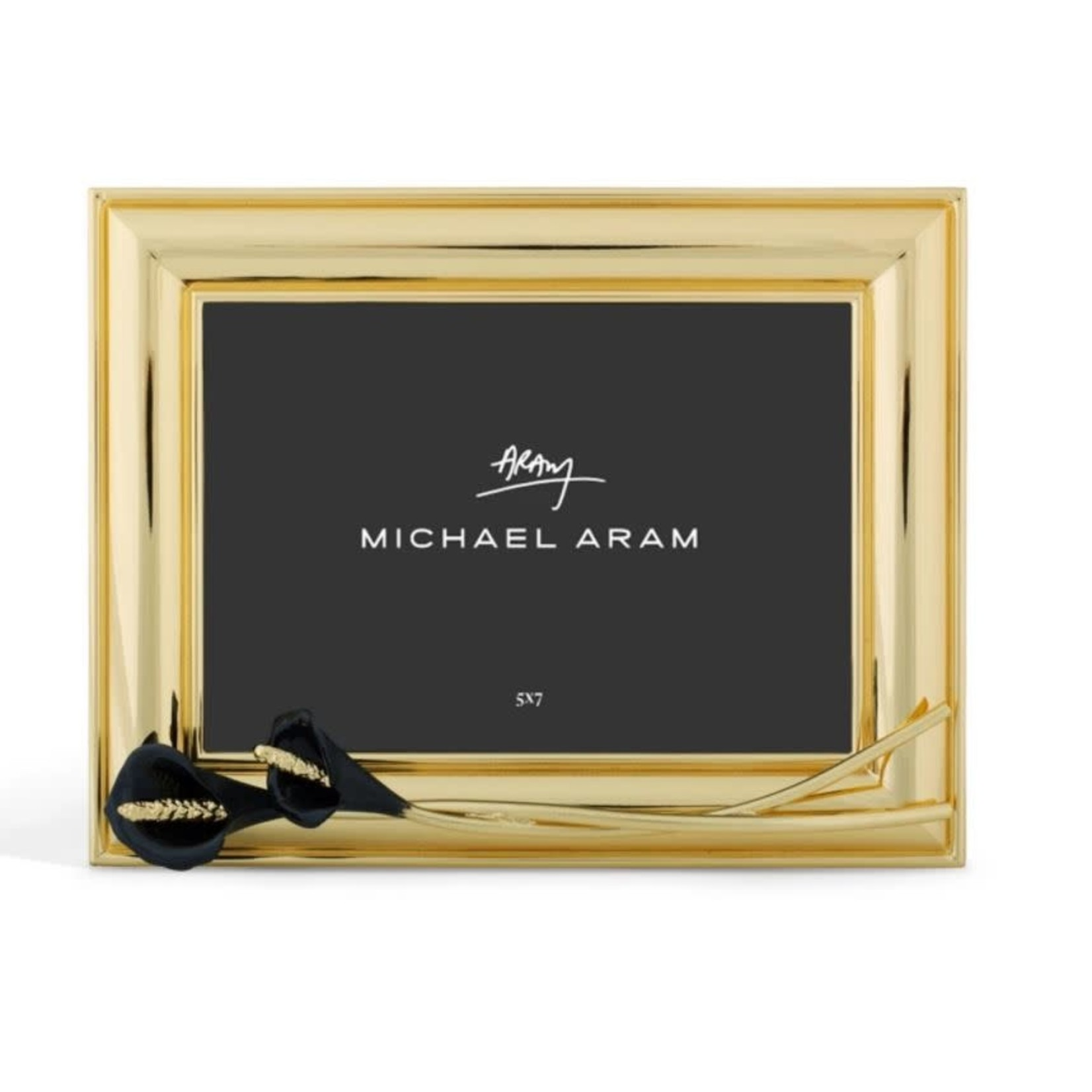 Michael Aram Calla Lily Midnight Frame 5x7