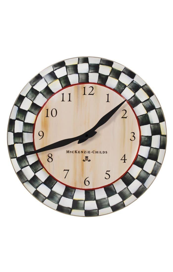 MacKenzie Childs Clock