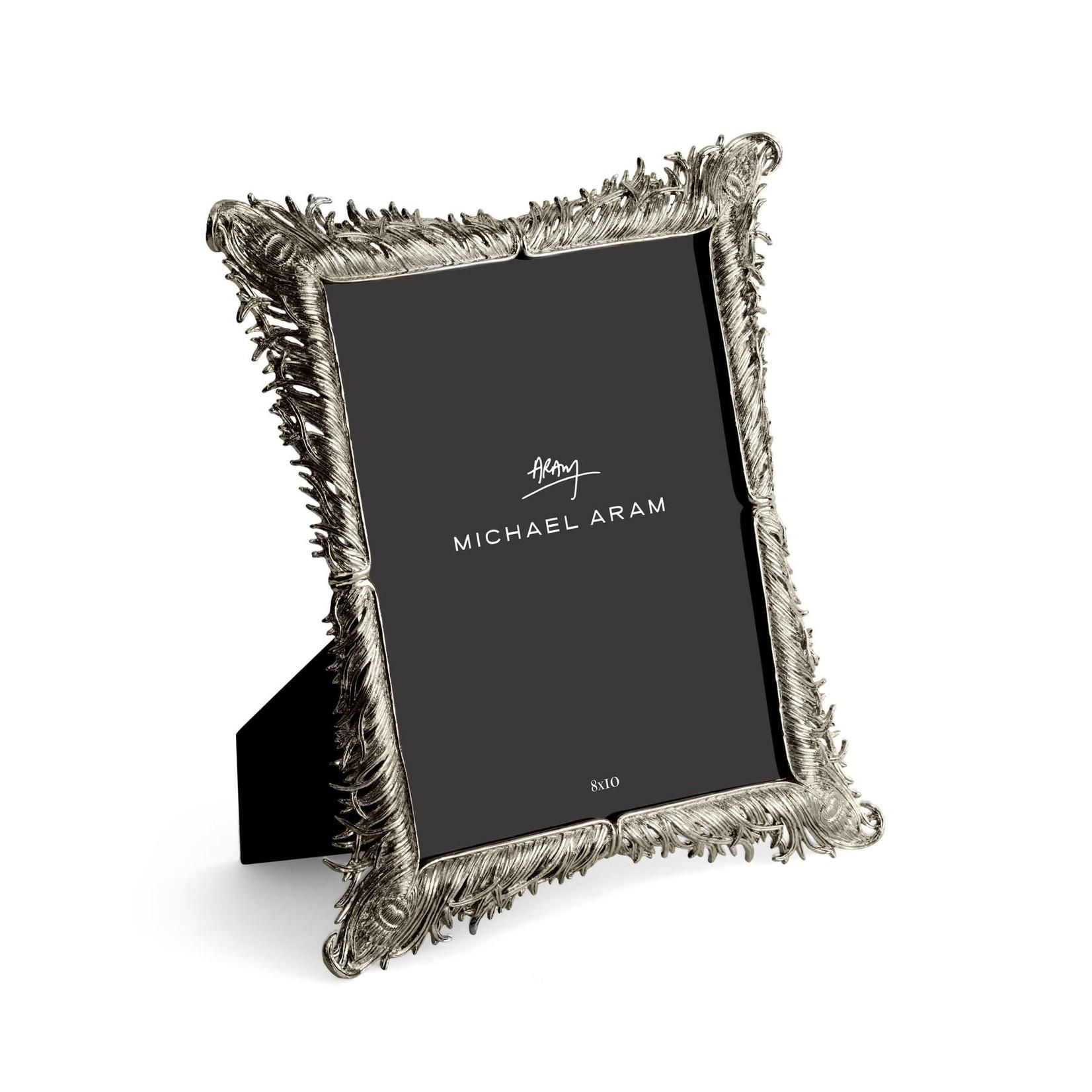 Michael Aram Plume Black 8x10 Frame