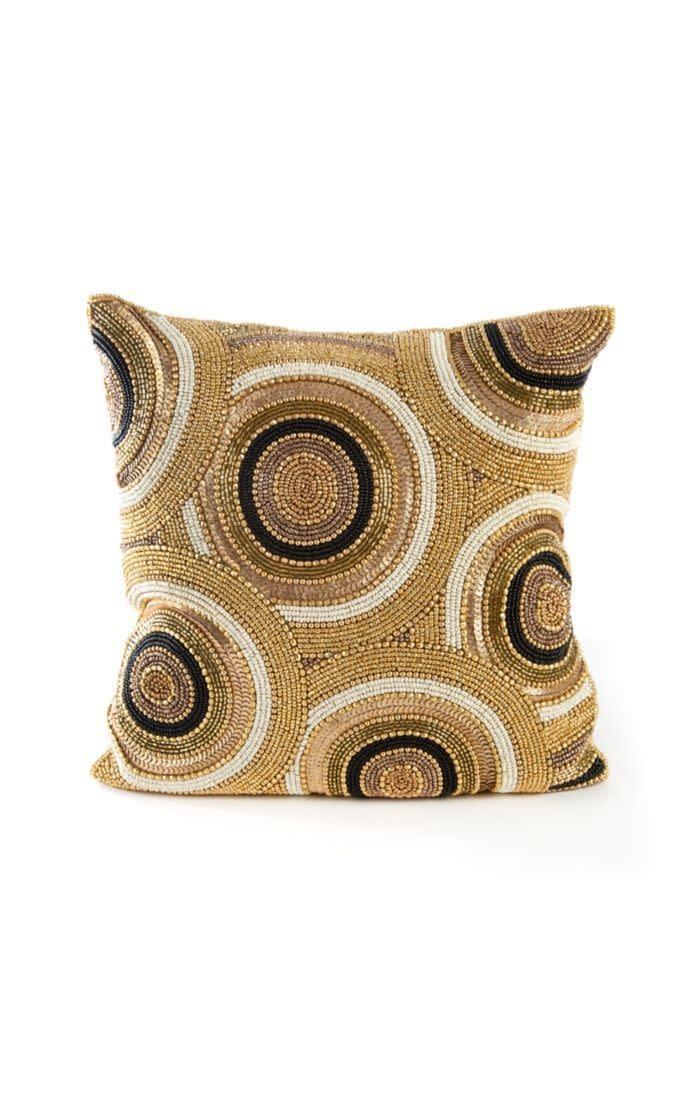MacKenzie Childs Golden Hour Pillow