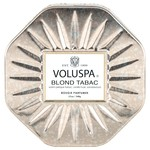 Voluspa Blond Tabac Octagon Tin