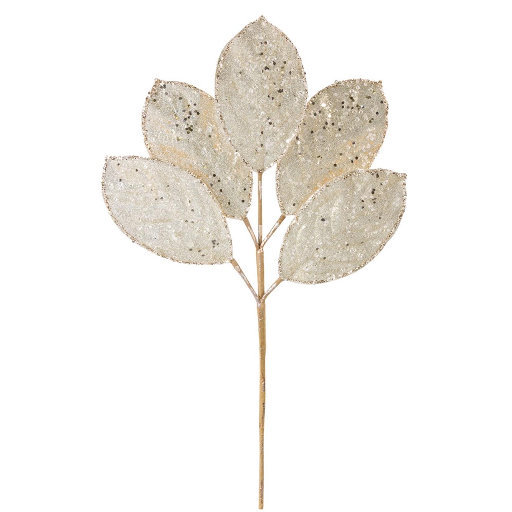 """Magnolia Leaf Spray 22""""H"""