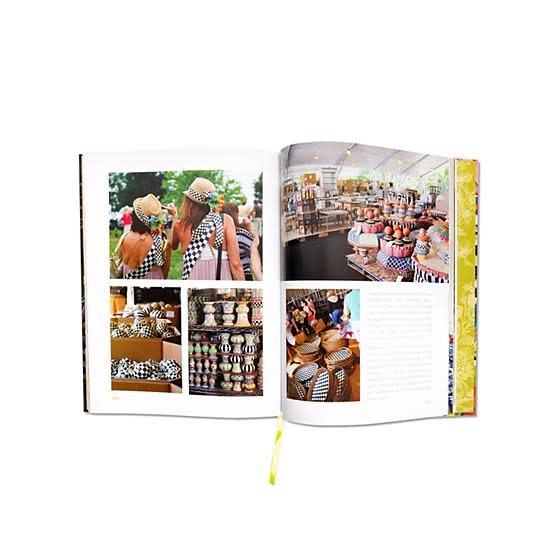 MacKenzie Childs Celebrating MacKenzie-Childs Book