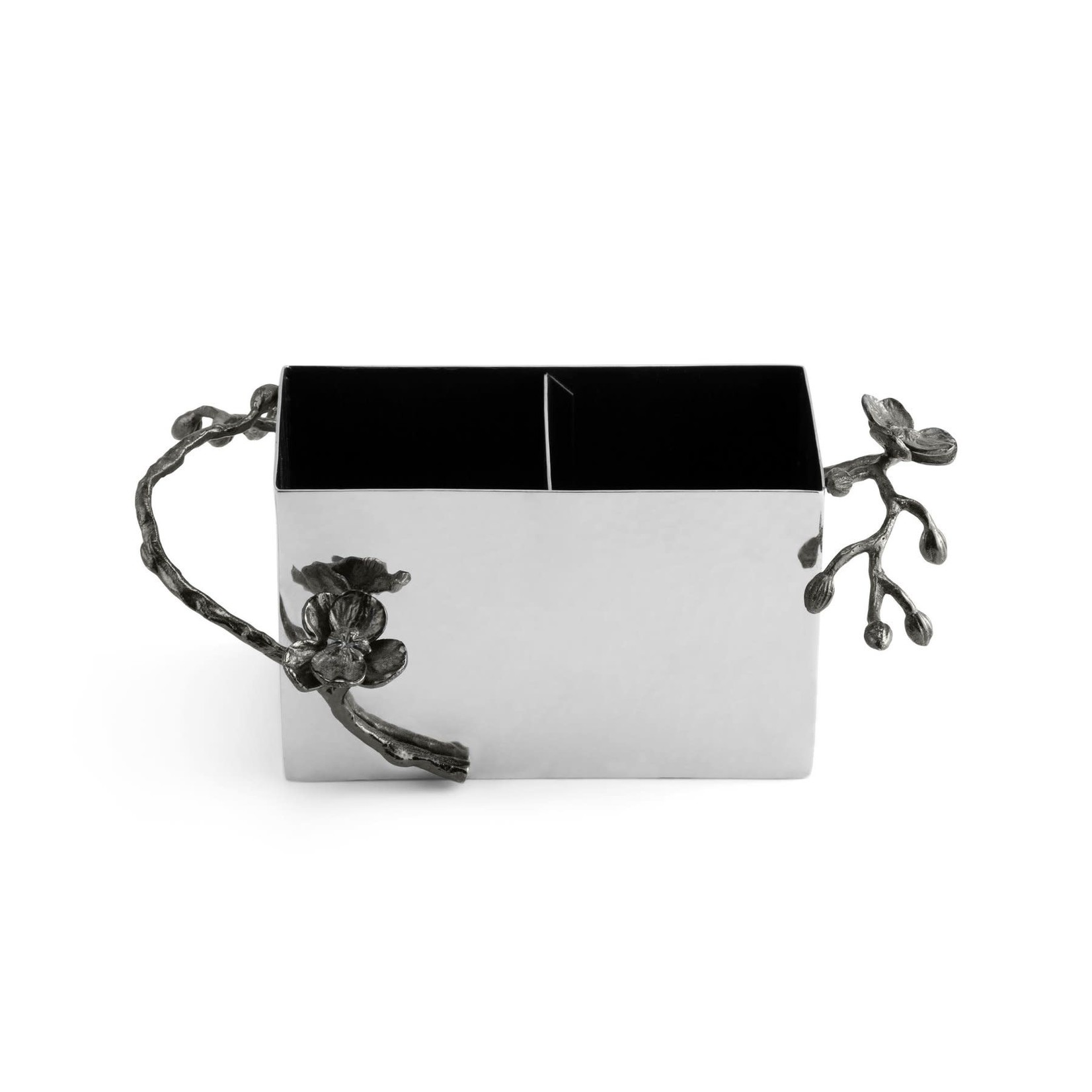 Michael Aram Black Orchid Cutlery Holder