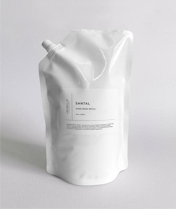 Lightwell Co. Santal Hand Wash Refill