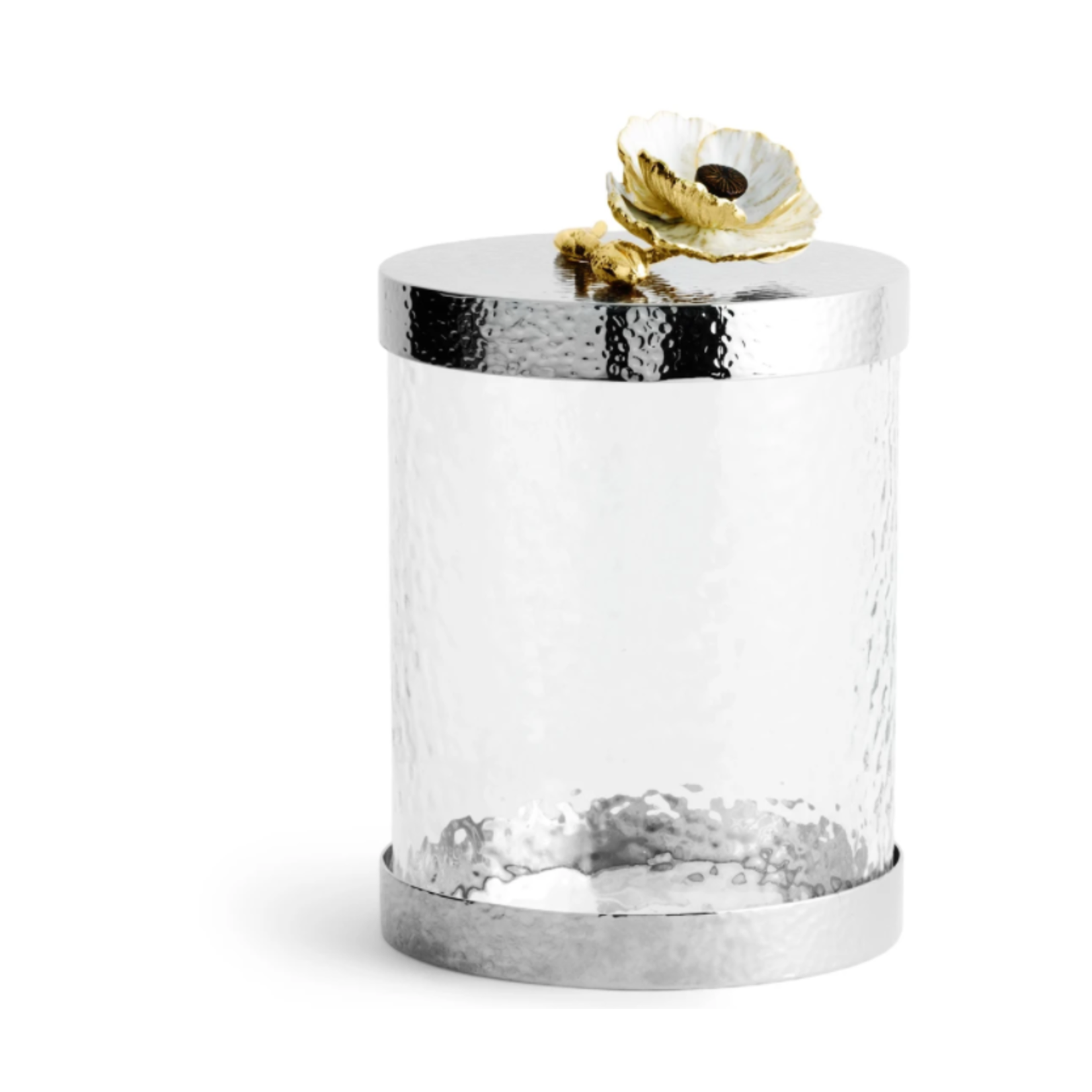 Michael Aram Anemone Small Canister
