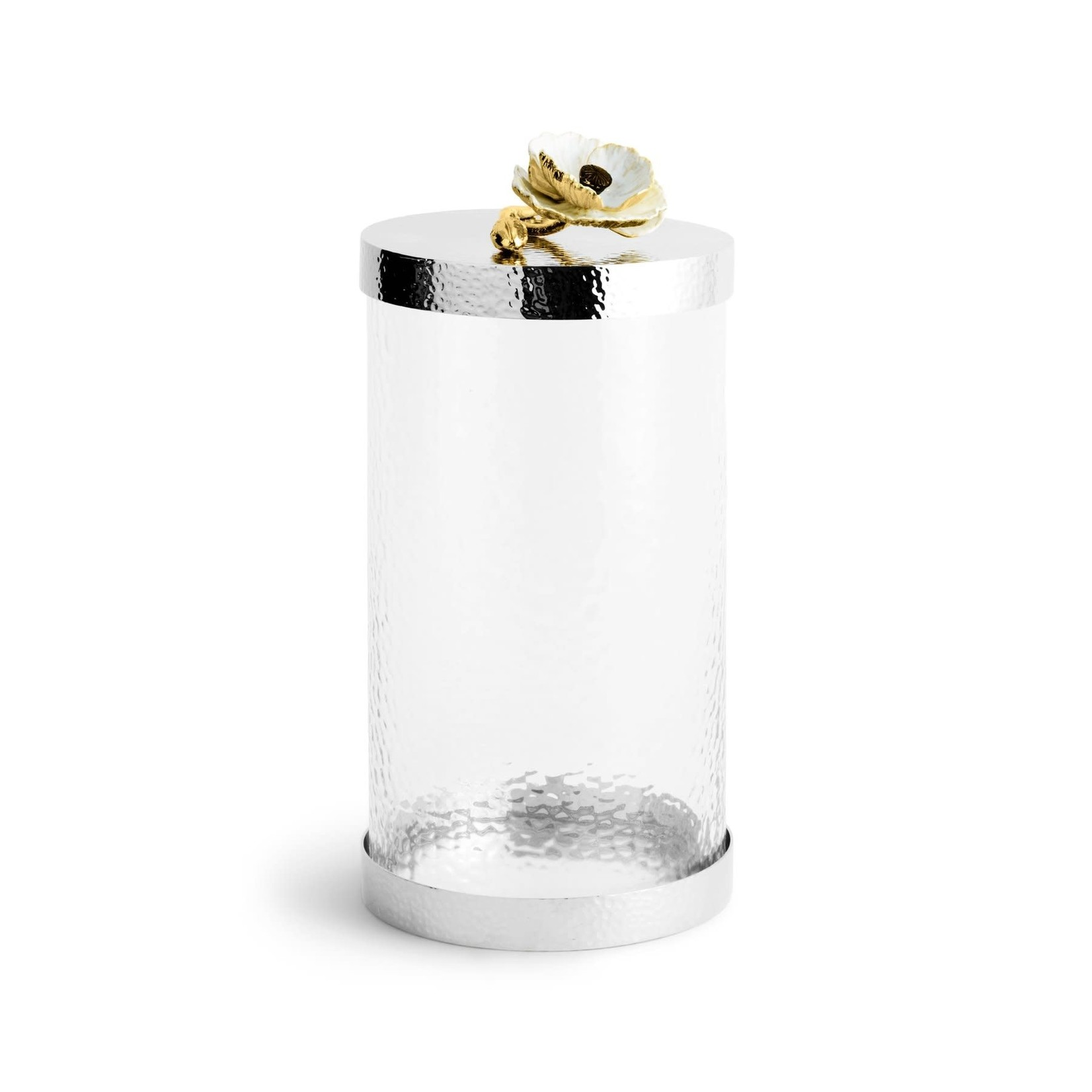 Michael Aram Anemone Large Canister