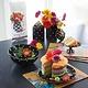 MacKenzie Childs Floradot Pedestal Platter