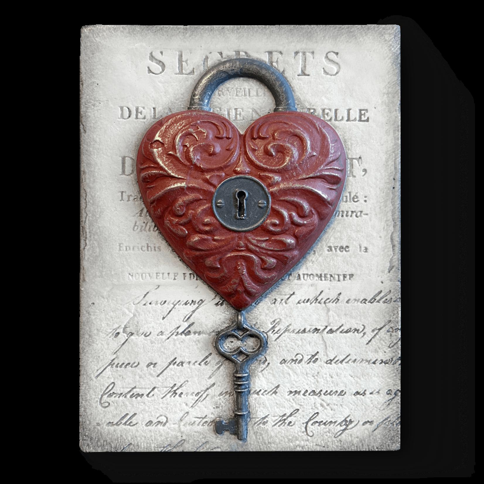 Sid Dickens Love Lock