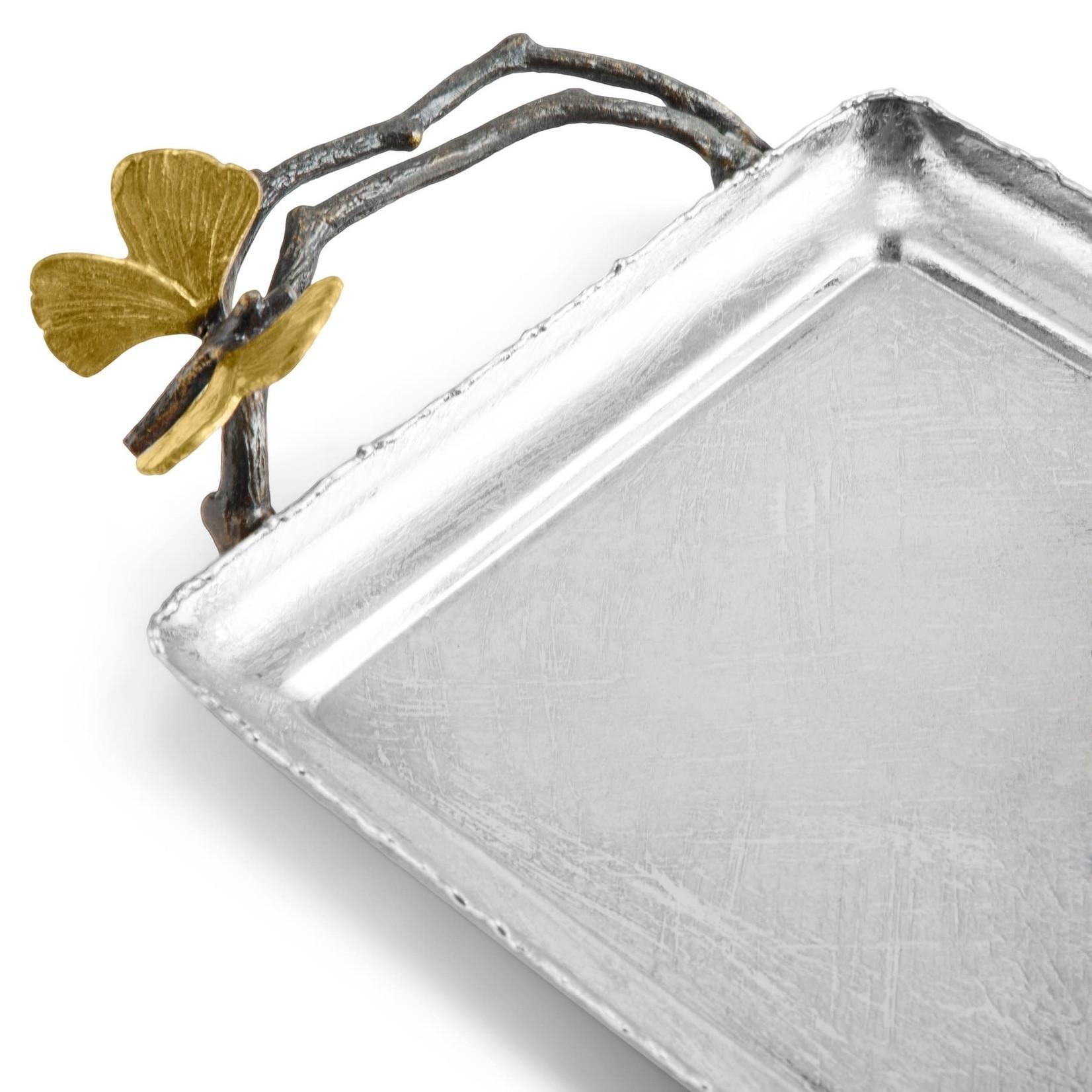 Michael Aram Butterfly Ginkgo Vanity Tray
