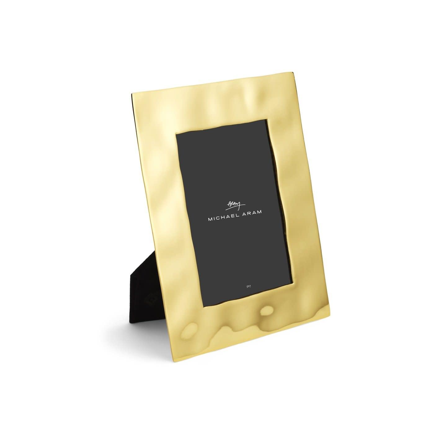 Michael Aram Reflective Frame 5 x 7 Gold