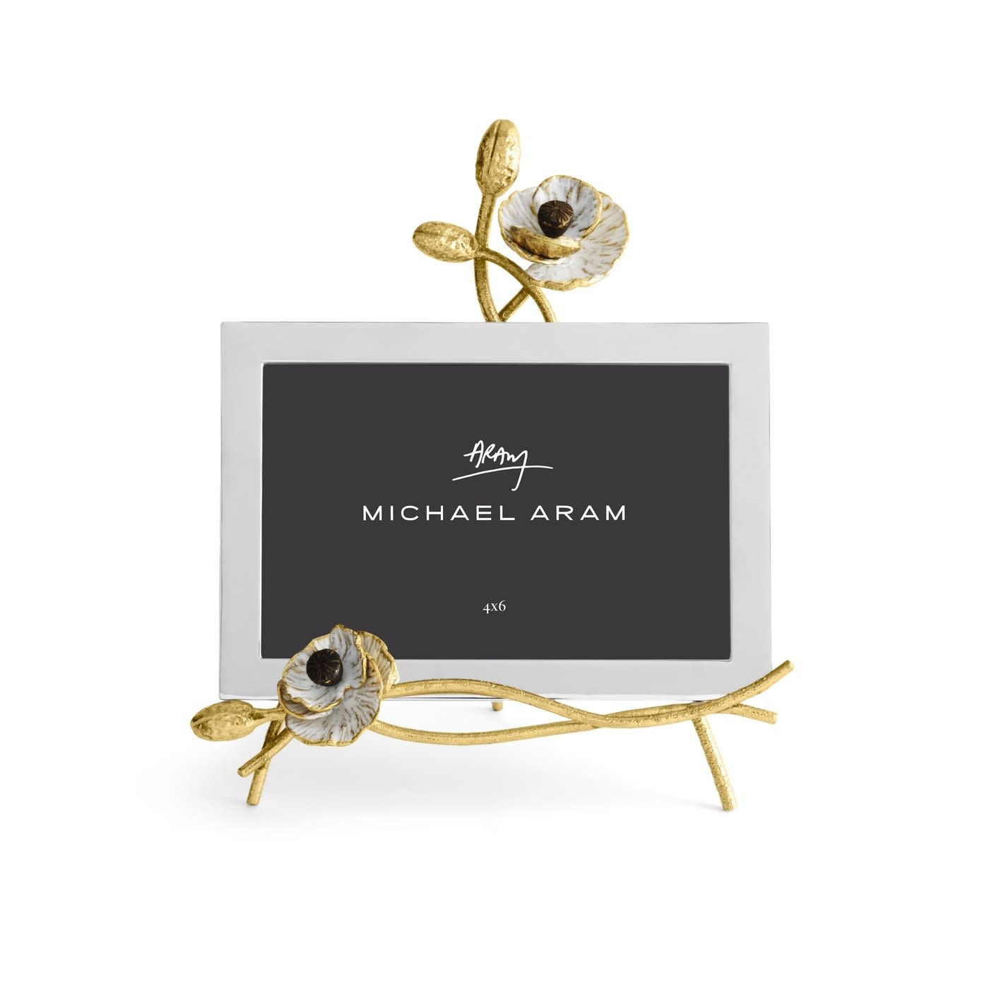 Michael Aram Anemone Easel Frame