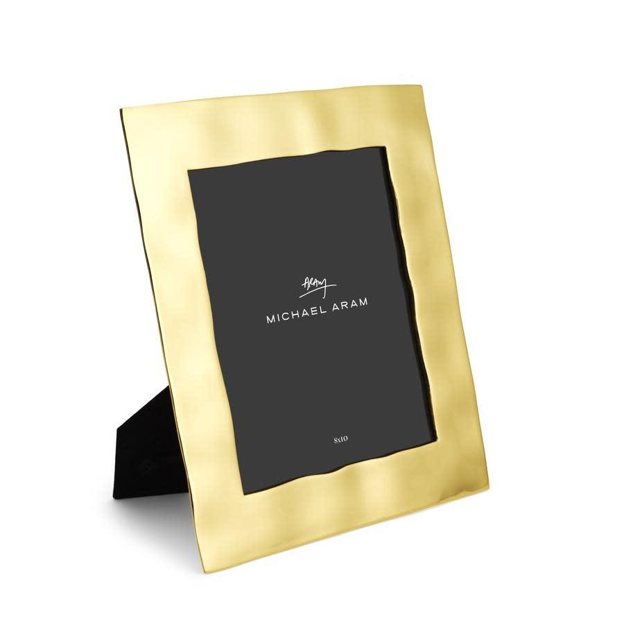Michael Aram Reflective Frame 8 x10 Gold