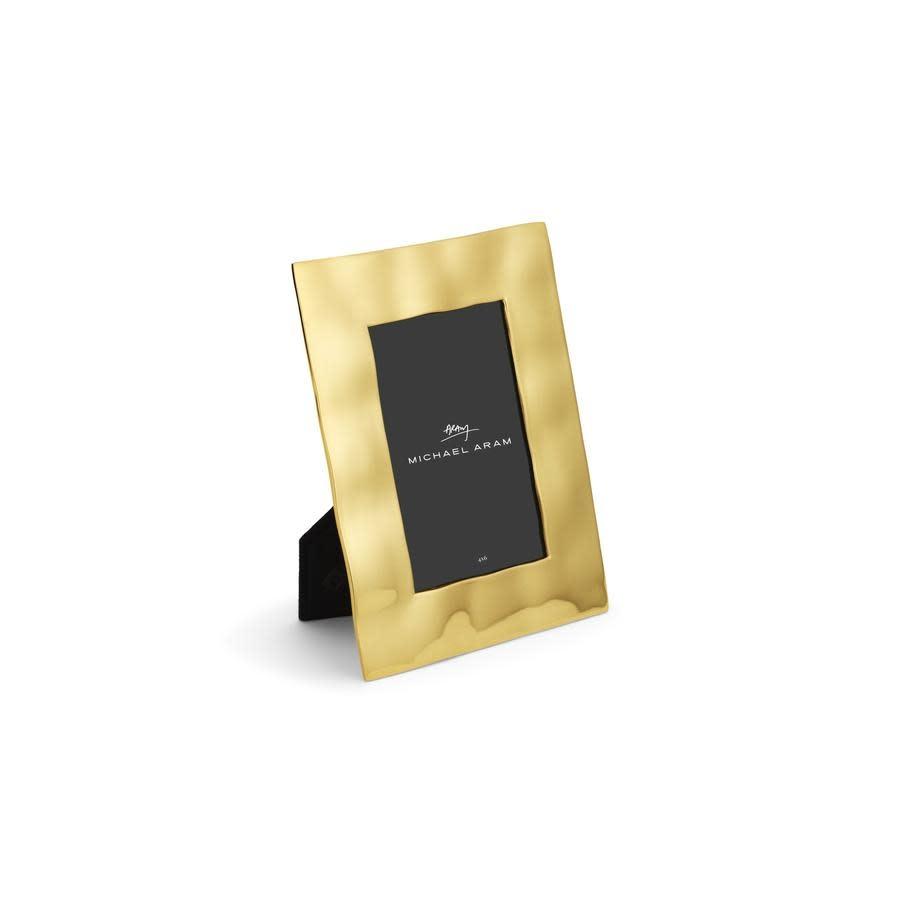 Michael Aram Reflective Frame 4 x 6 Gold