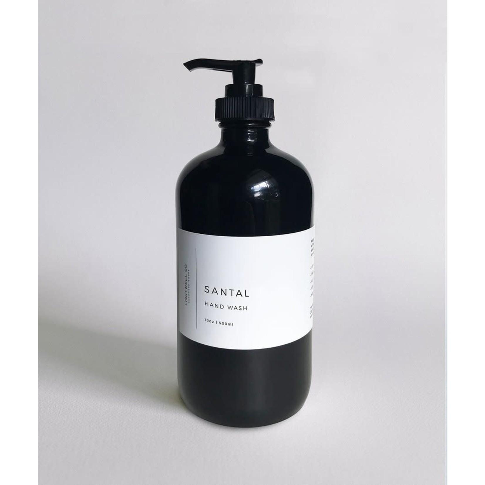 Lightwell Co. Santal Hand Wash