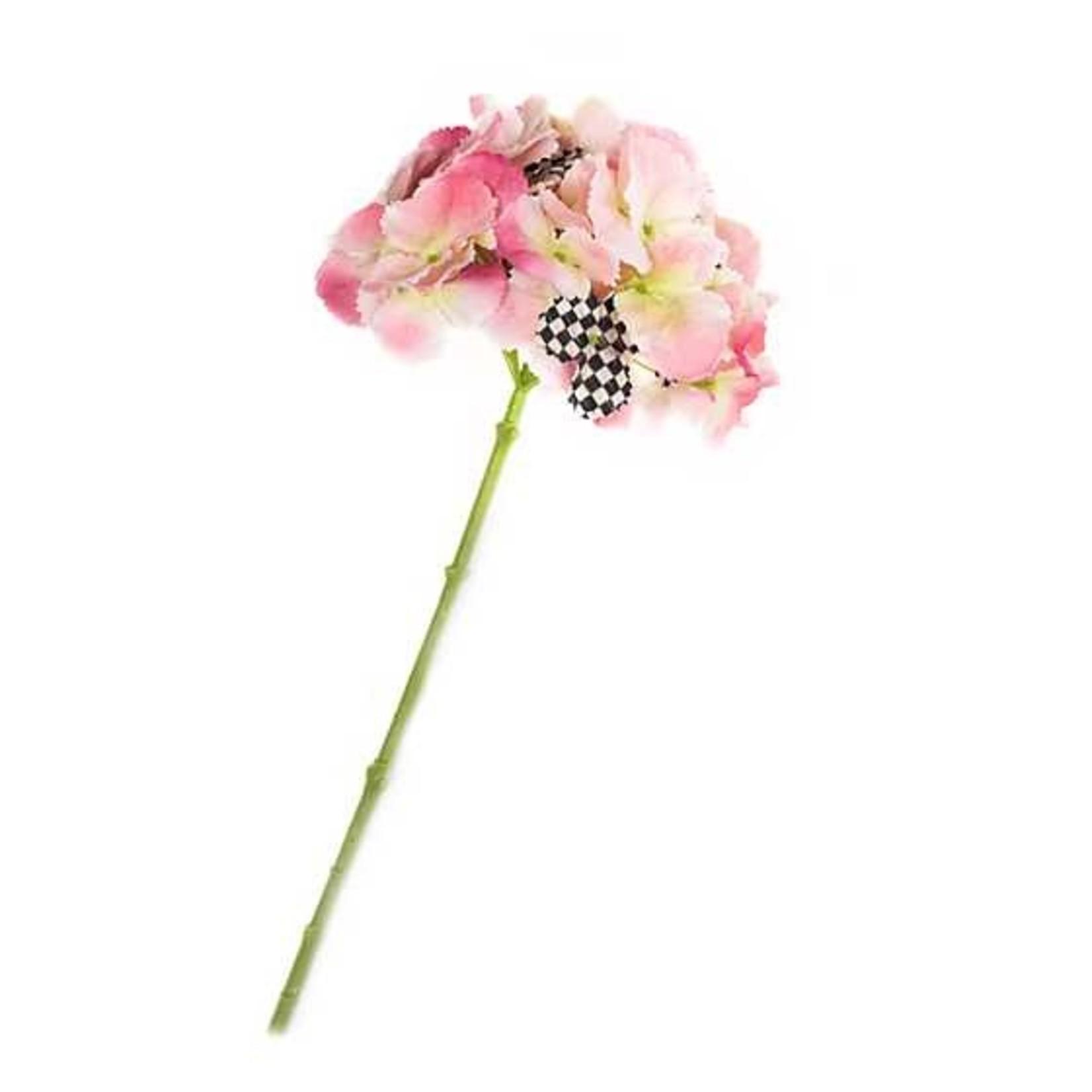 MacKenzie Childs Courtly Hydrangea - Pink
