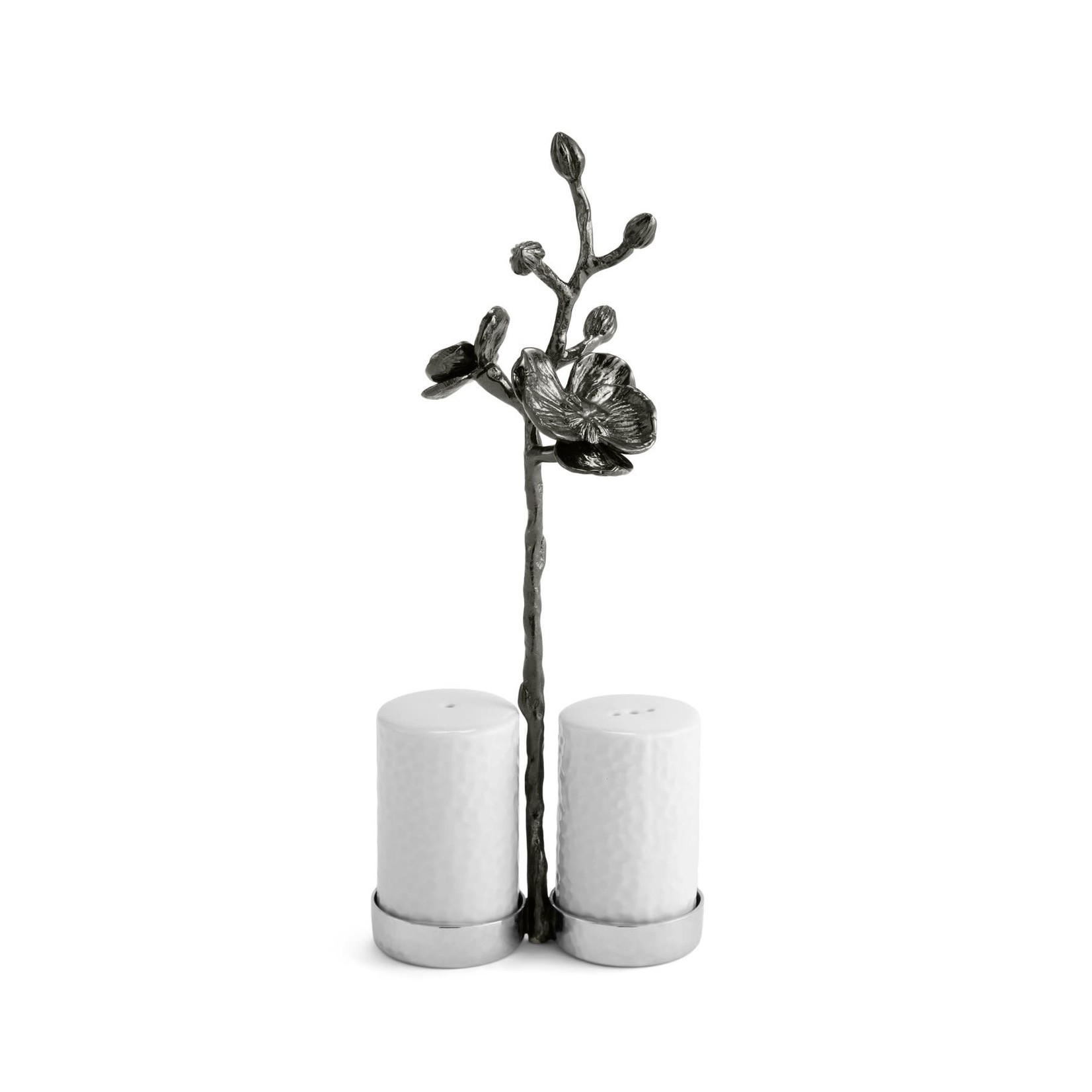Michael Aram Black Orchid Salt Pepper Set