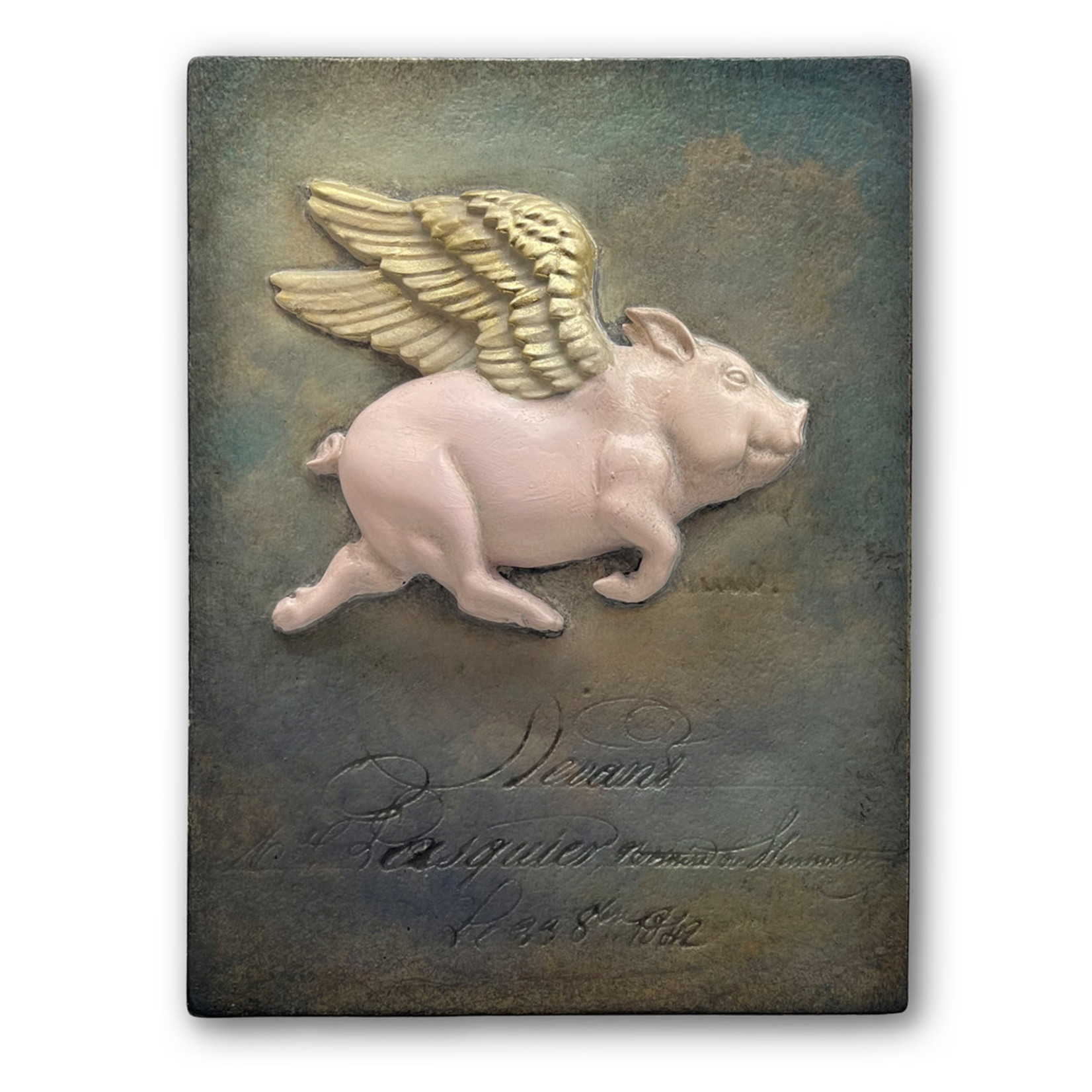 Sid Dickens When Pigs Fly