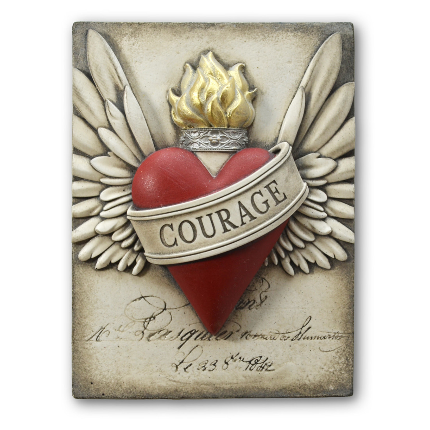 Sid Dickens Courage