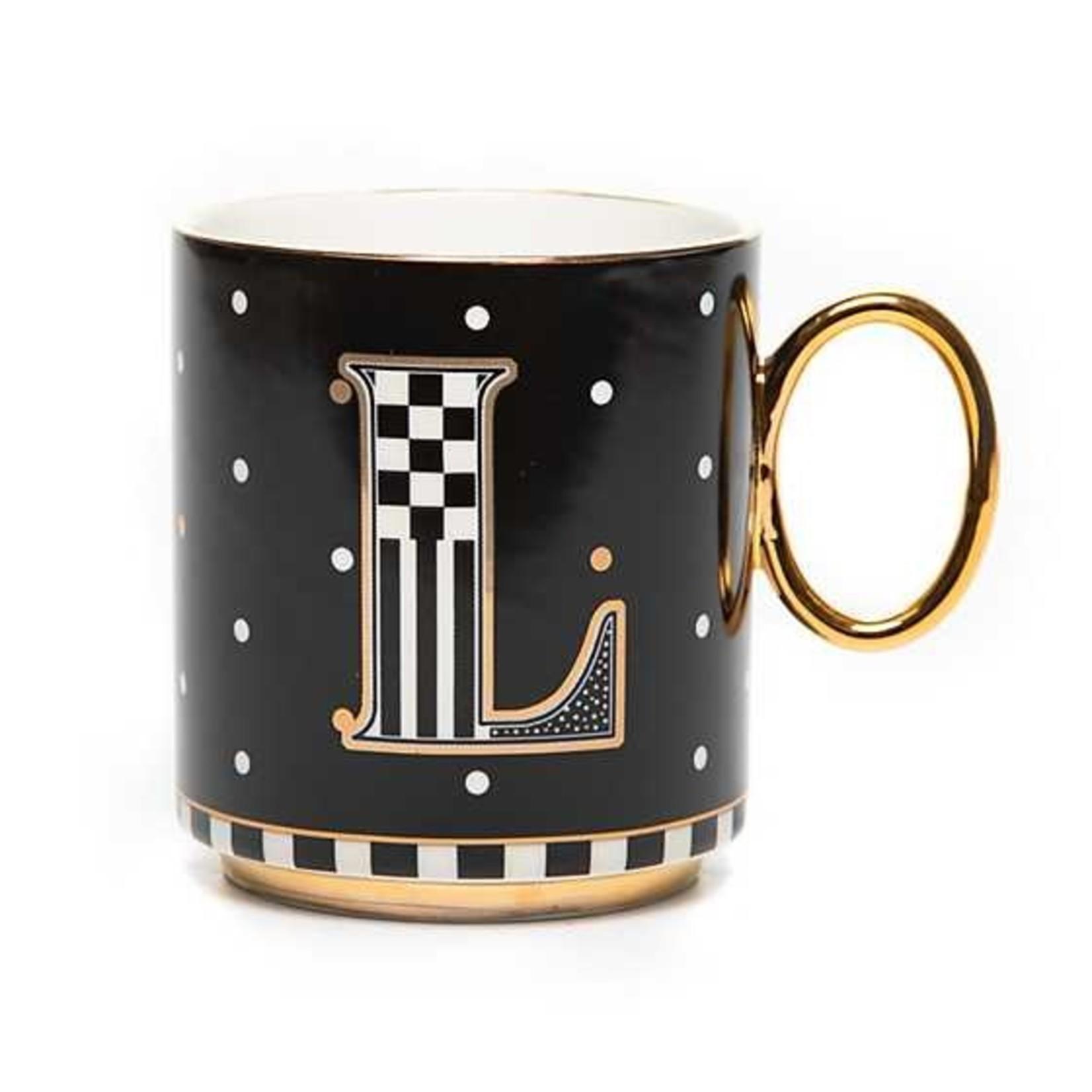 MacKenzie Childs My Mug - L