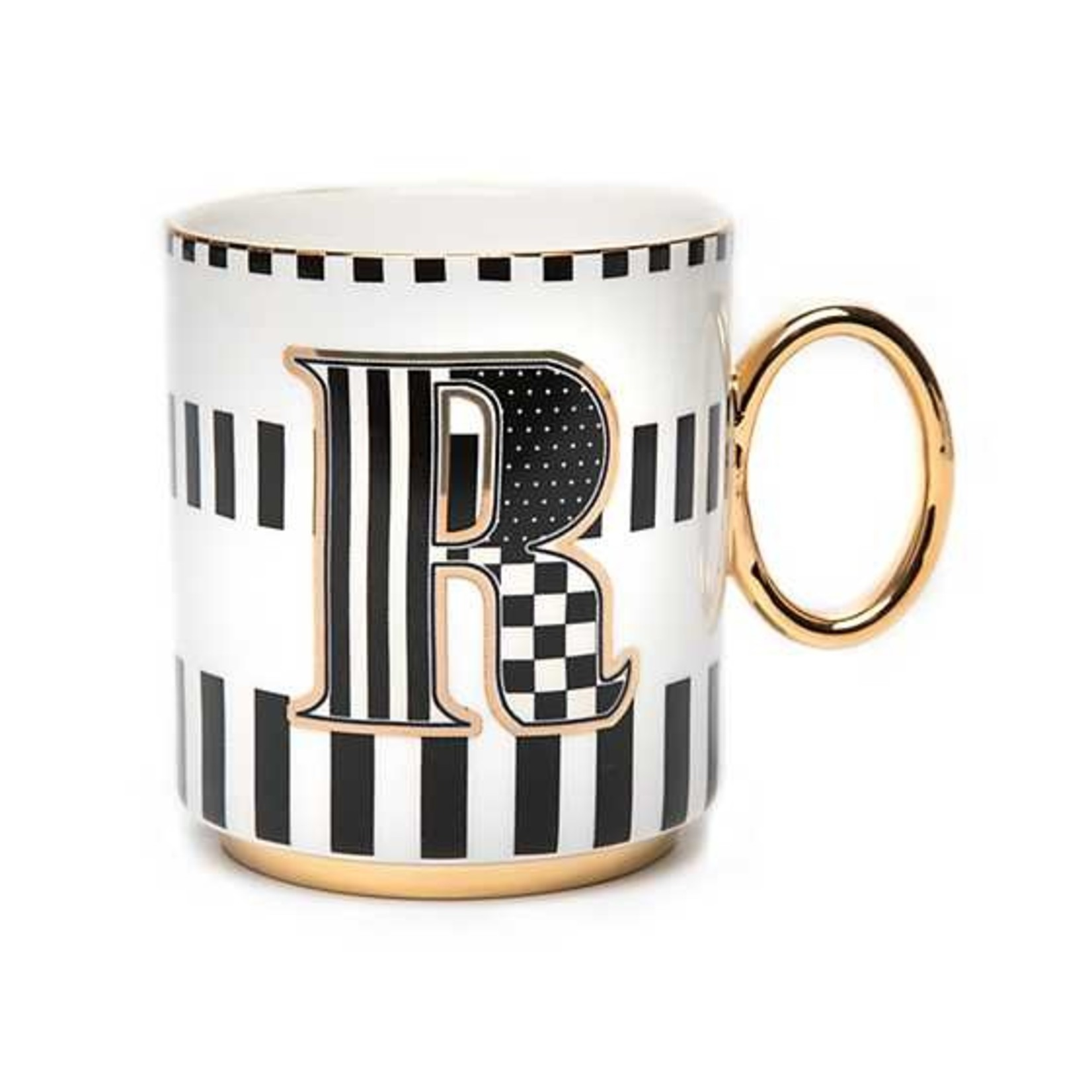 MacKenzie Childs My Mug - R