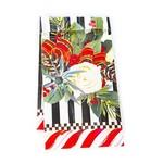 MacKenzie Childs Scottish Bouquet Paper Napkins - Guest