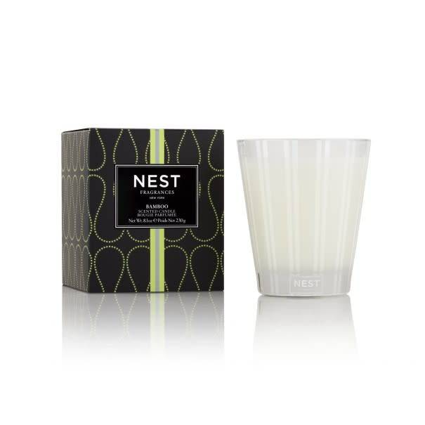 Bamboo Classic Candle