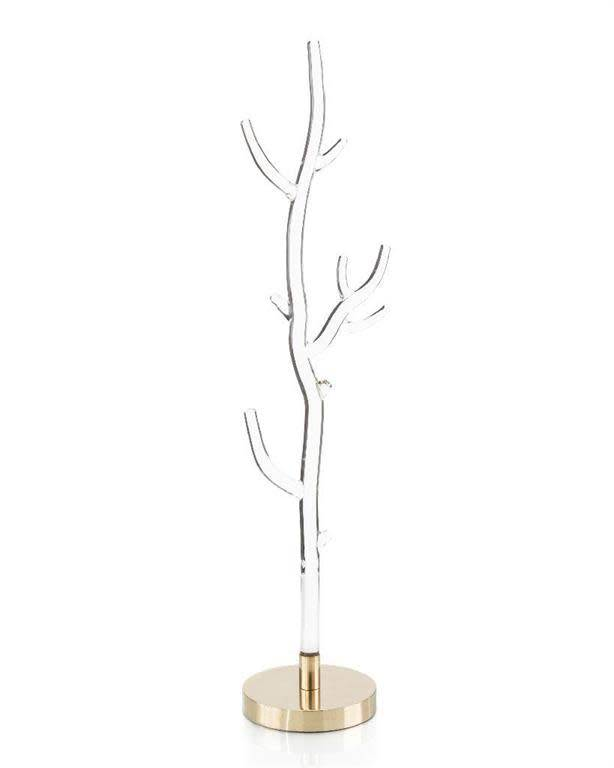 John Richard Sculpted Glass Branch
