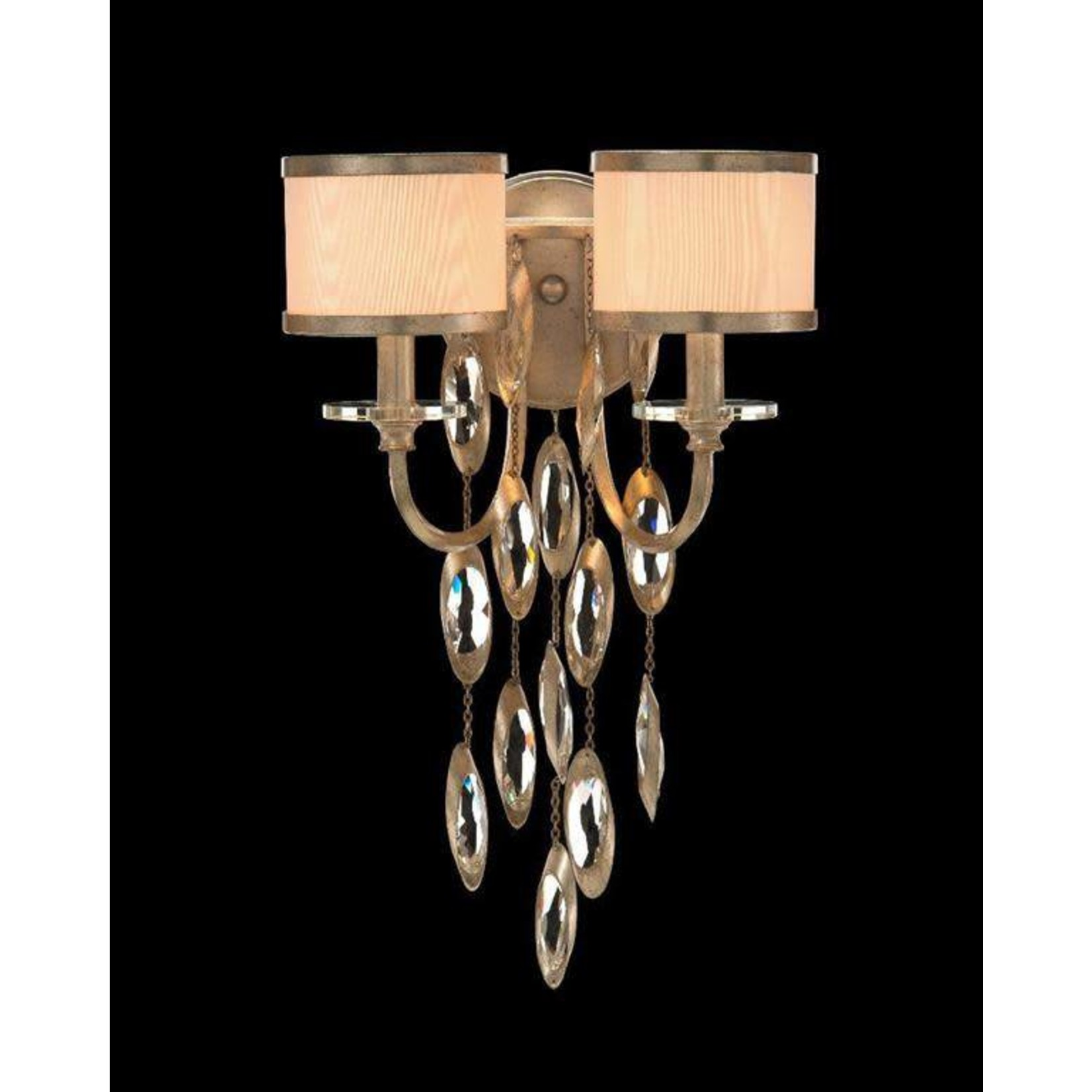 John Richard Counterpoint Collection two light sconce