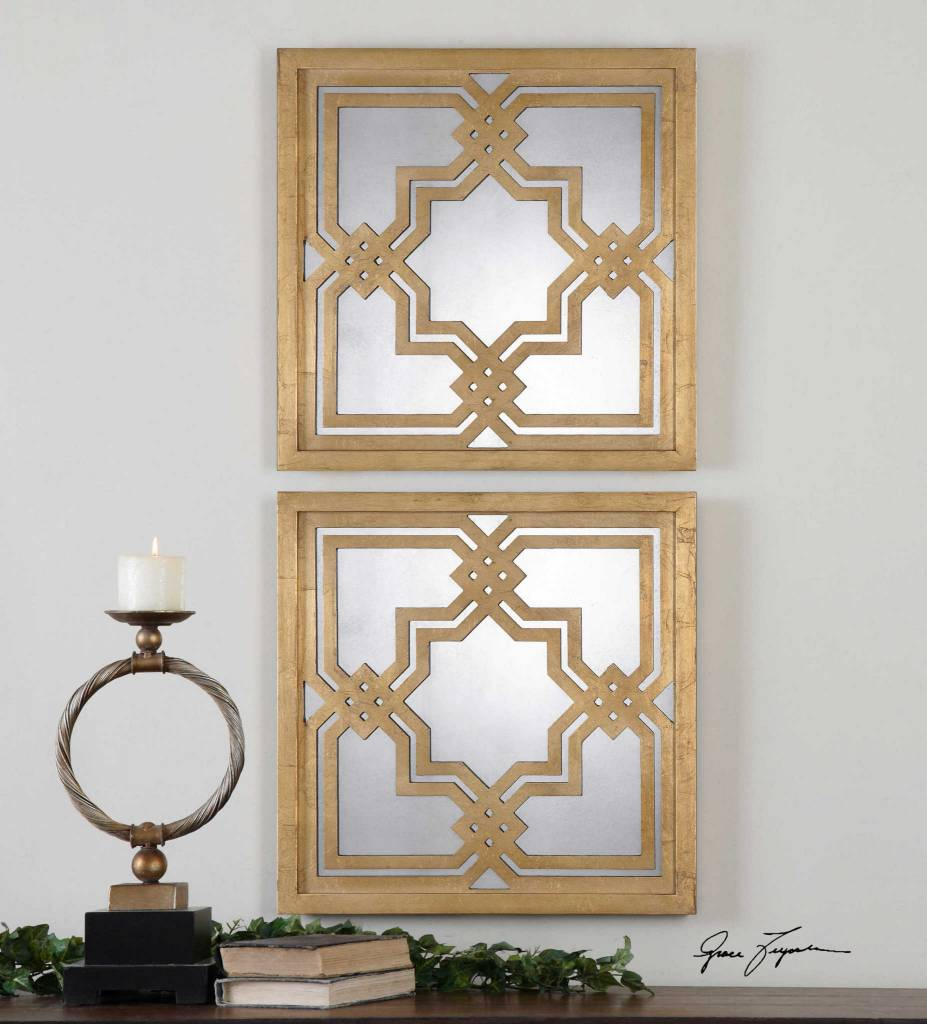 Piazzale Squares Set of 2