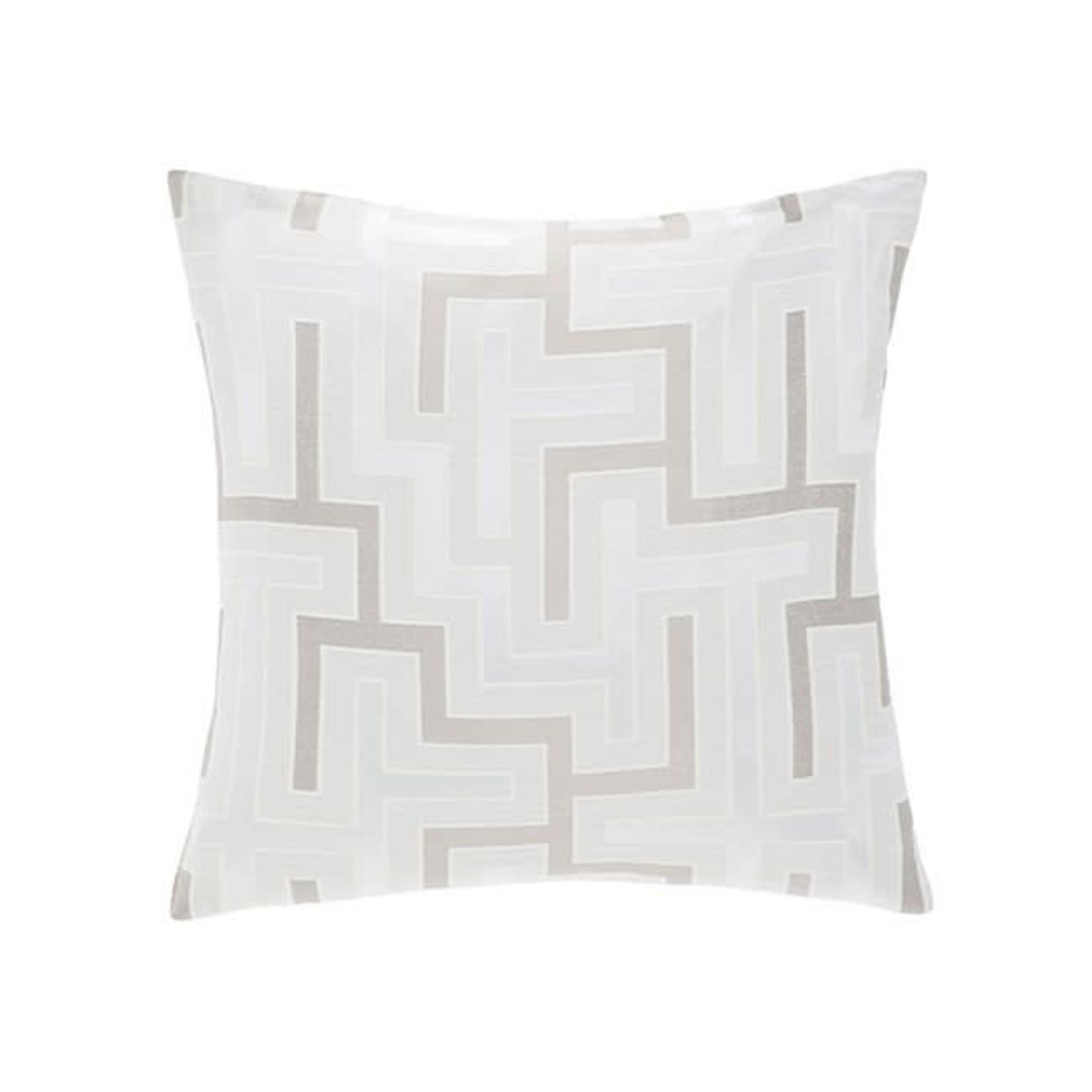 Bellevue Linen 22 inch Square Pillow