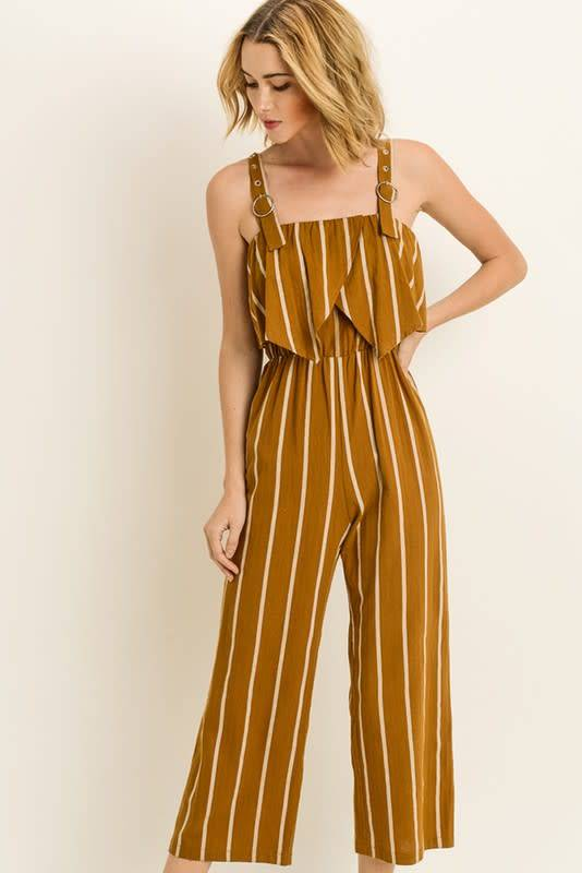 Le Lis Clover Jumpsuit
