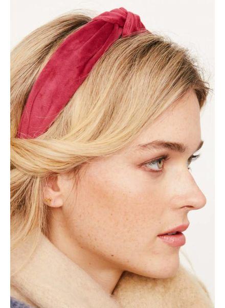 Avenue Zoe Velvet Turban Headband