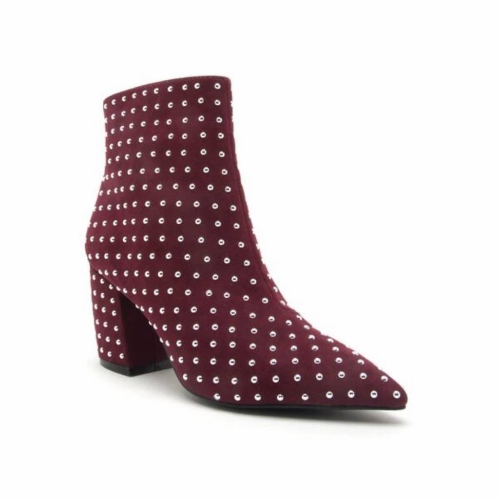 Qupid Gia Studded Booties