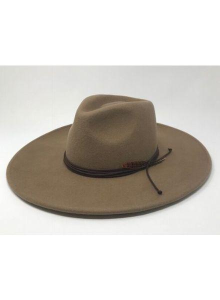 Wyeth Cassandra Panama Hat
