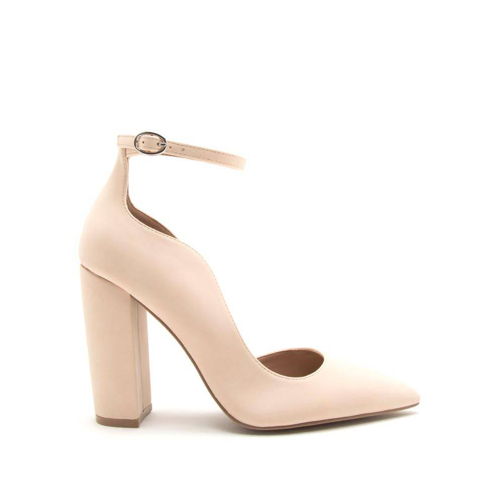 Qupid Charlotte Pumps